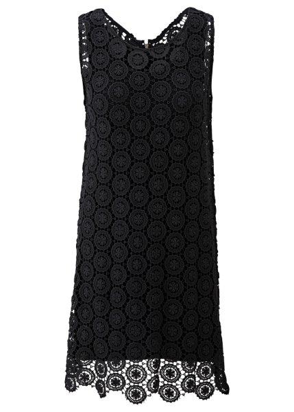 Virkad klänning (2-delar)