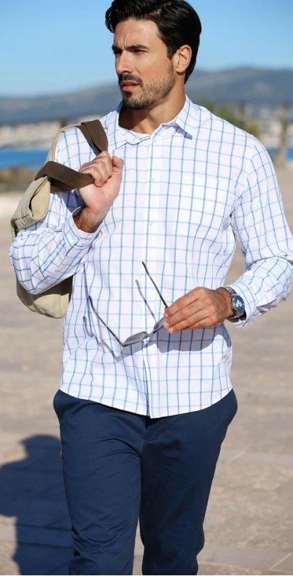 Skjortor mode herr - Bonprix herrenhemden ...