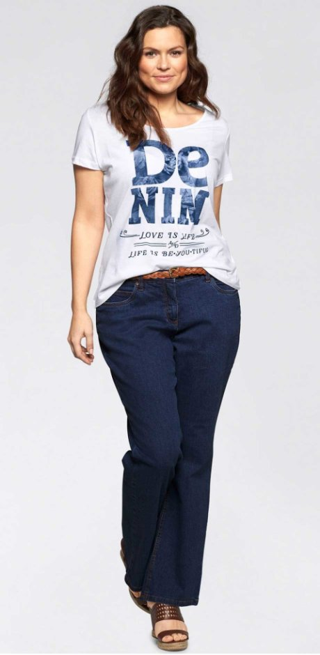 Jeans - Mode - Stora storlekar - Dam - bonprix.se ecfca49ae7000