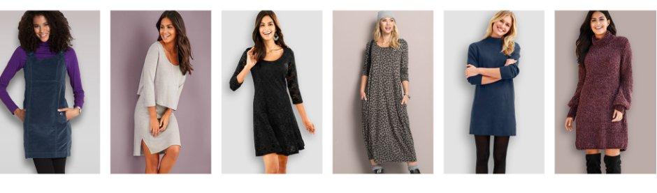 Dam - Mode - Klänningar - Korta klänningar 7b22176d81018
