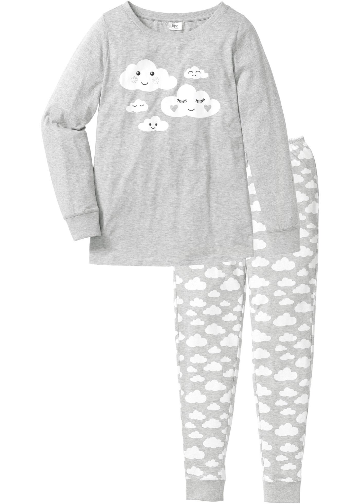 Pyjamas av ekologisk bomull