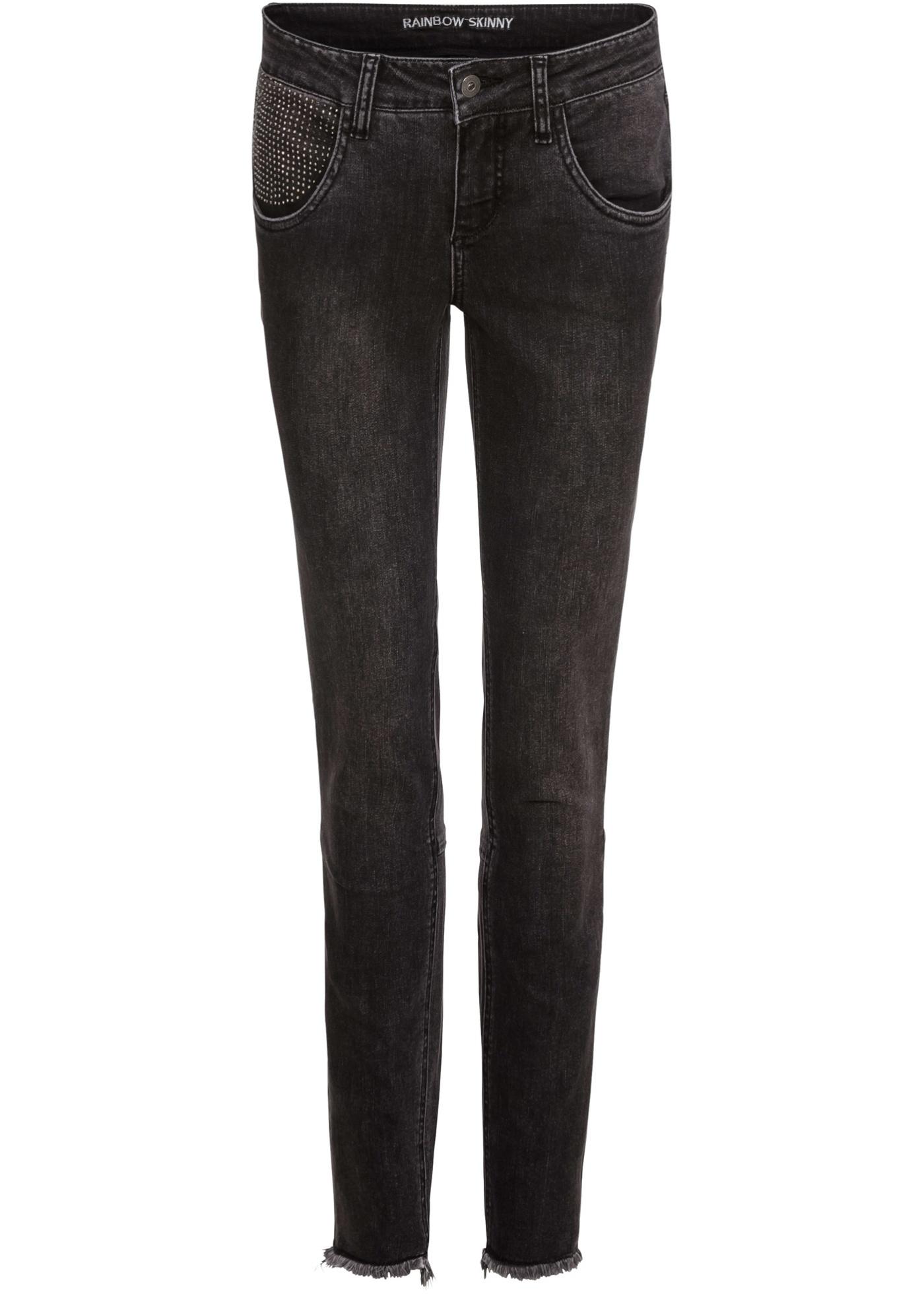 Bonprix SE - Skinny jeans med dragkedja 159.00
