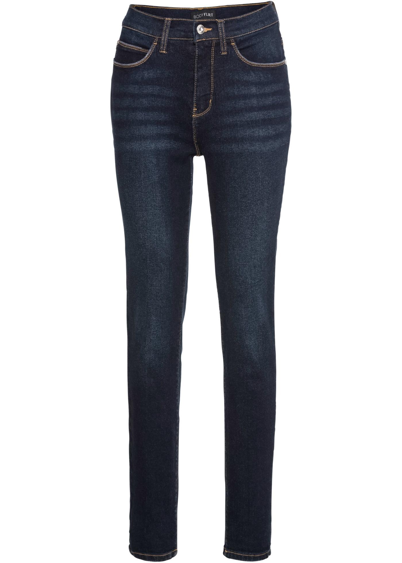 Bonprix SE - Jeans med smala ben och hög midja 329.00