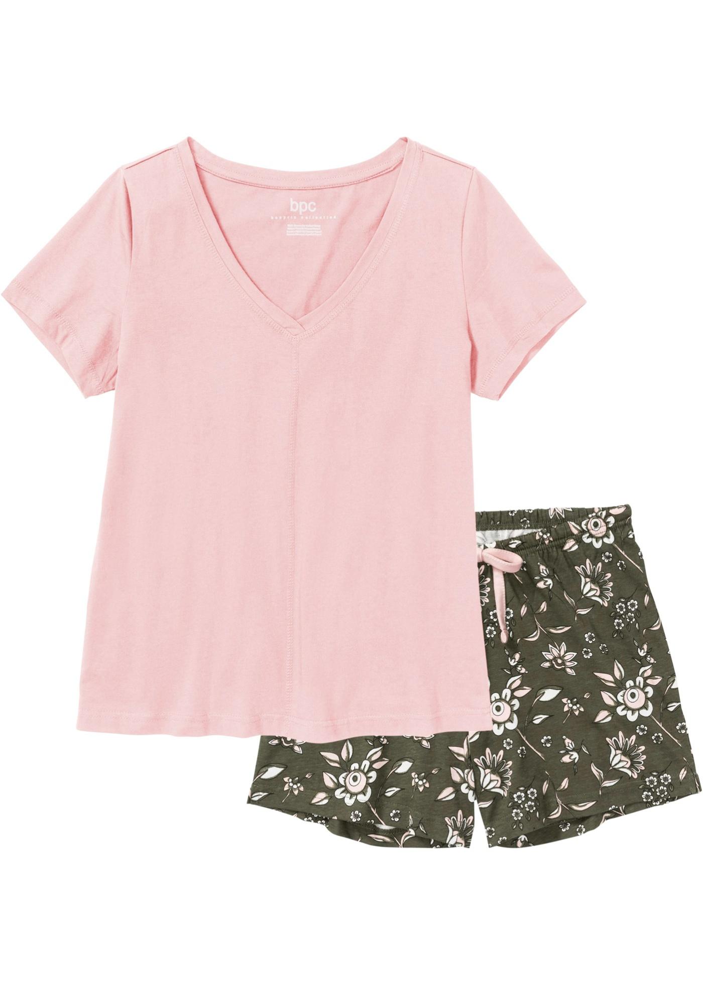 Pyjamas med shorts