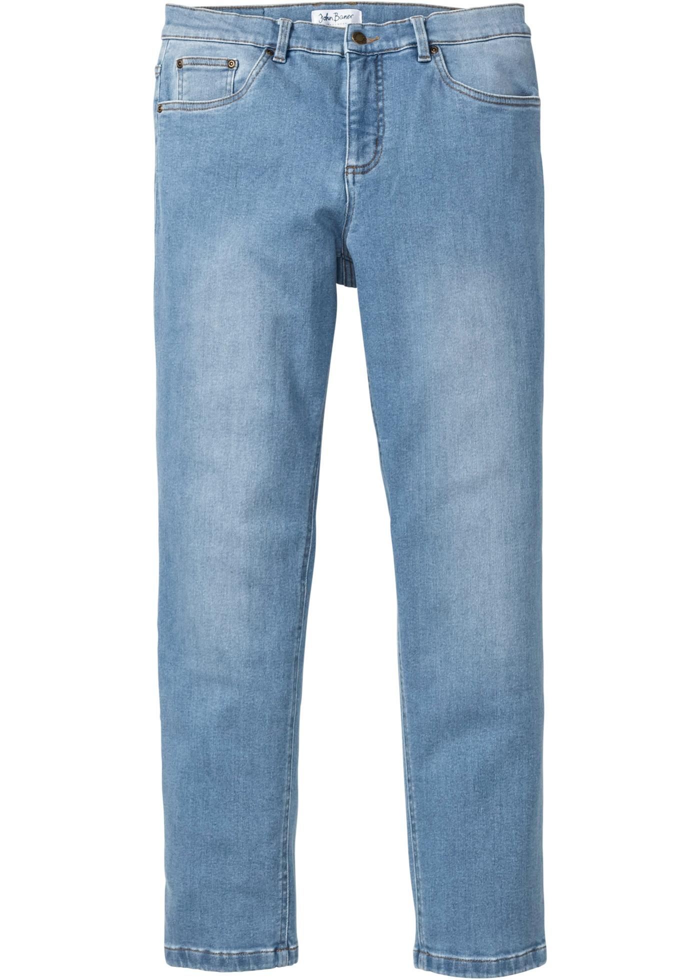 Bonprix - Jeans, klassisk modell, avsmalnande ben 299.00