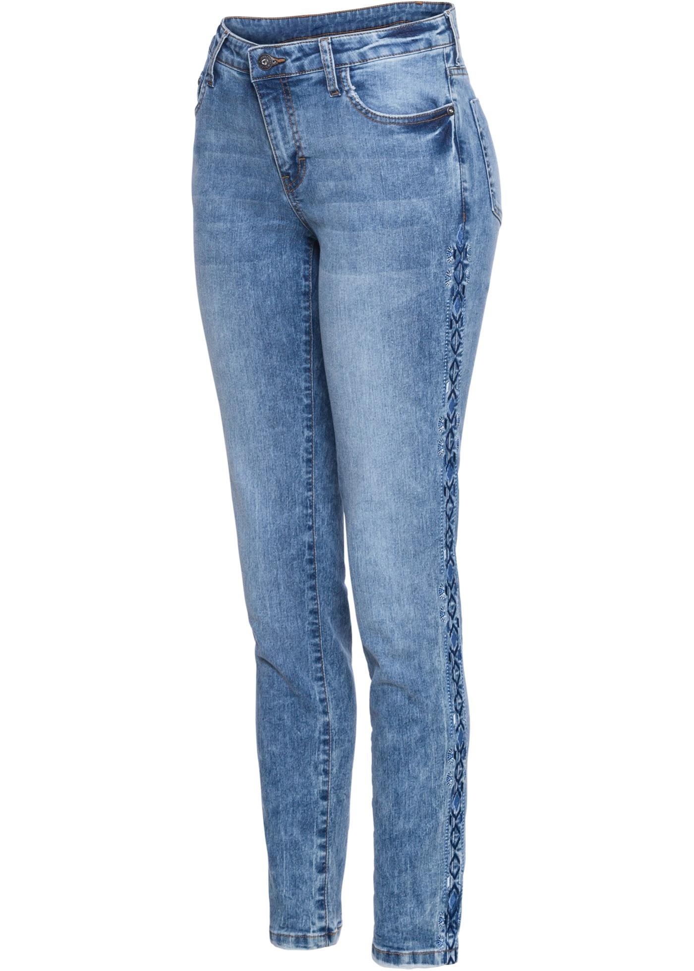 Bonprix - Jeans med broderi 349.00