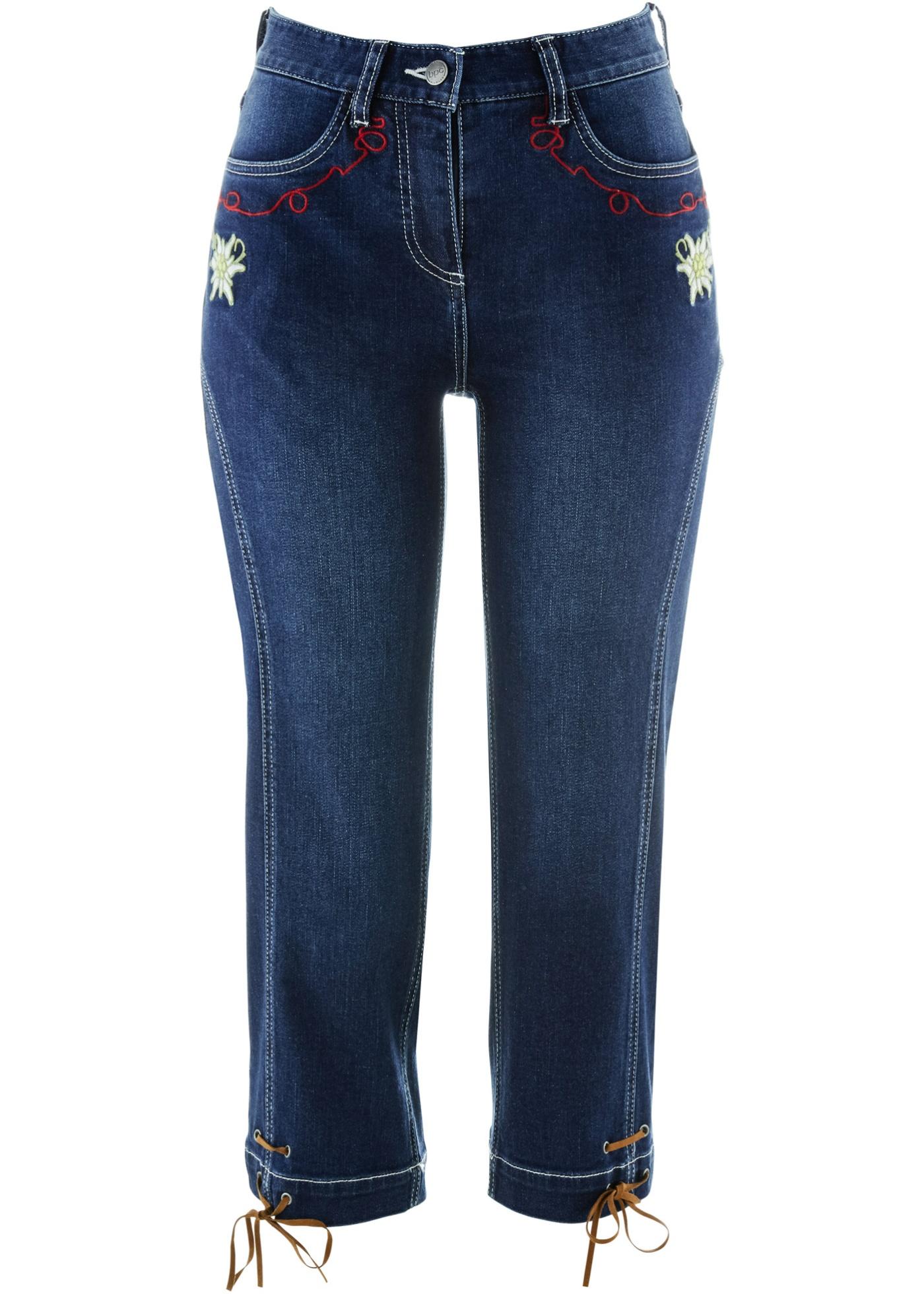 Bonprix - Folkdr?¤ktsinspirerade jeans 349.00