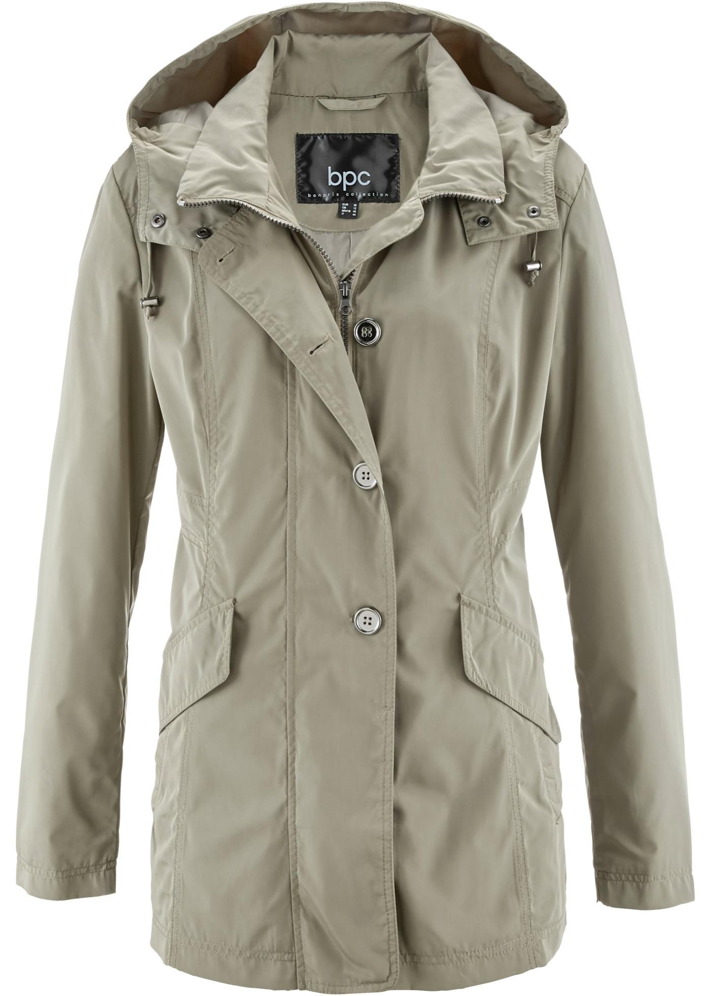 Bonprix SE - Tunn jacka med luva 399.00