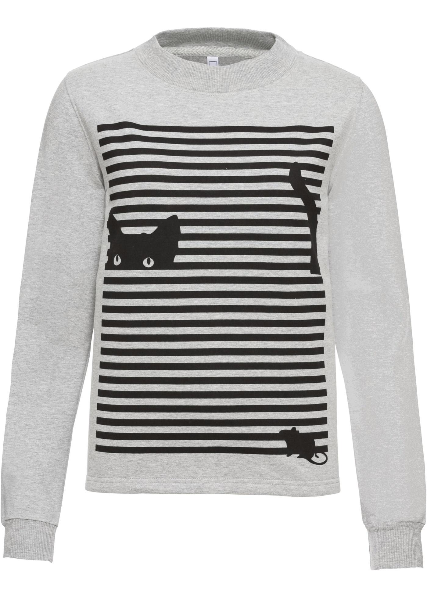 Bonprix SE - Sweatshirt med tryck 139.00