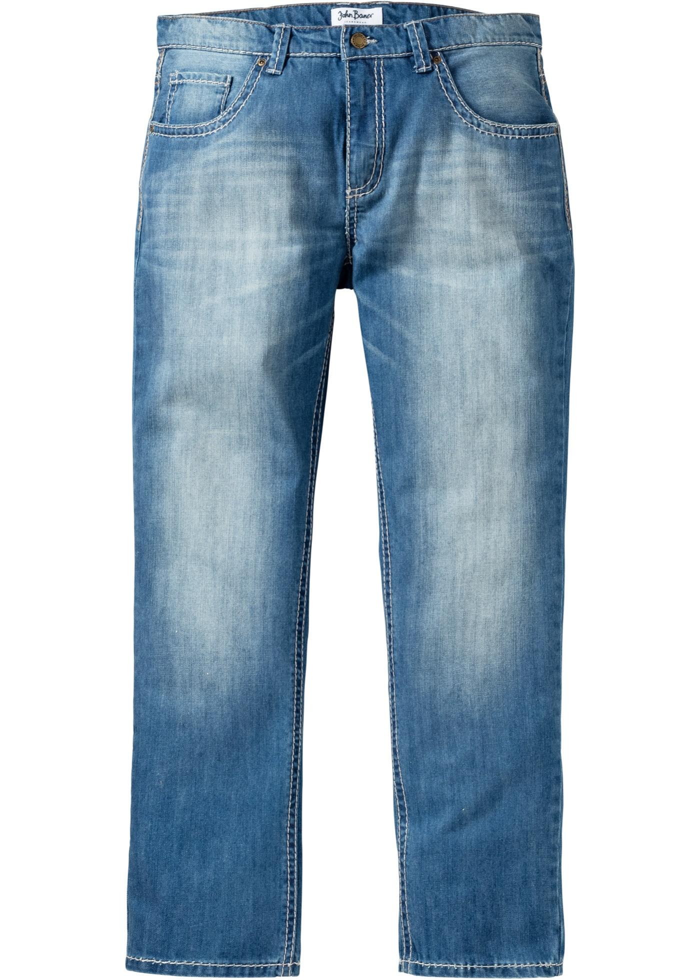 Bonprix SE - Jeans, normal passform, raka ben 359.00