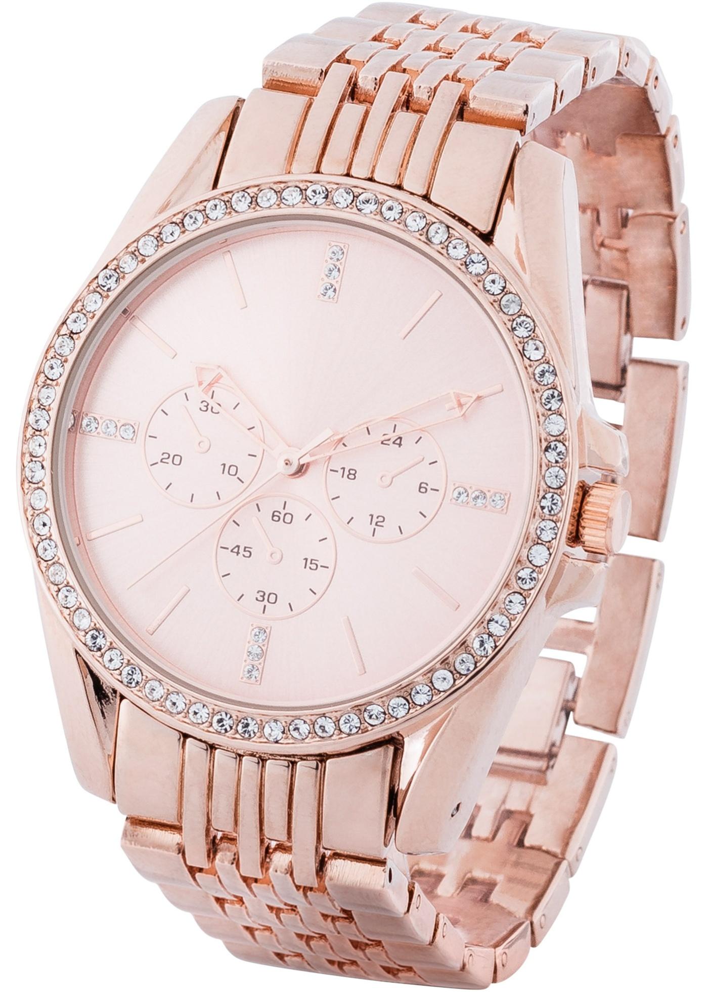 Bonprix SE - Klocka med Swarovski®-kristaller 599.00