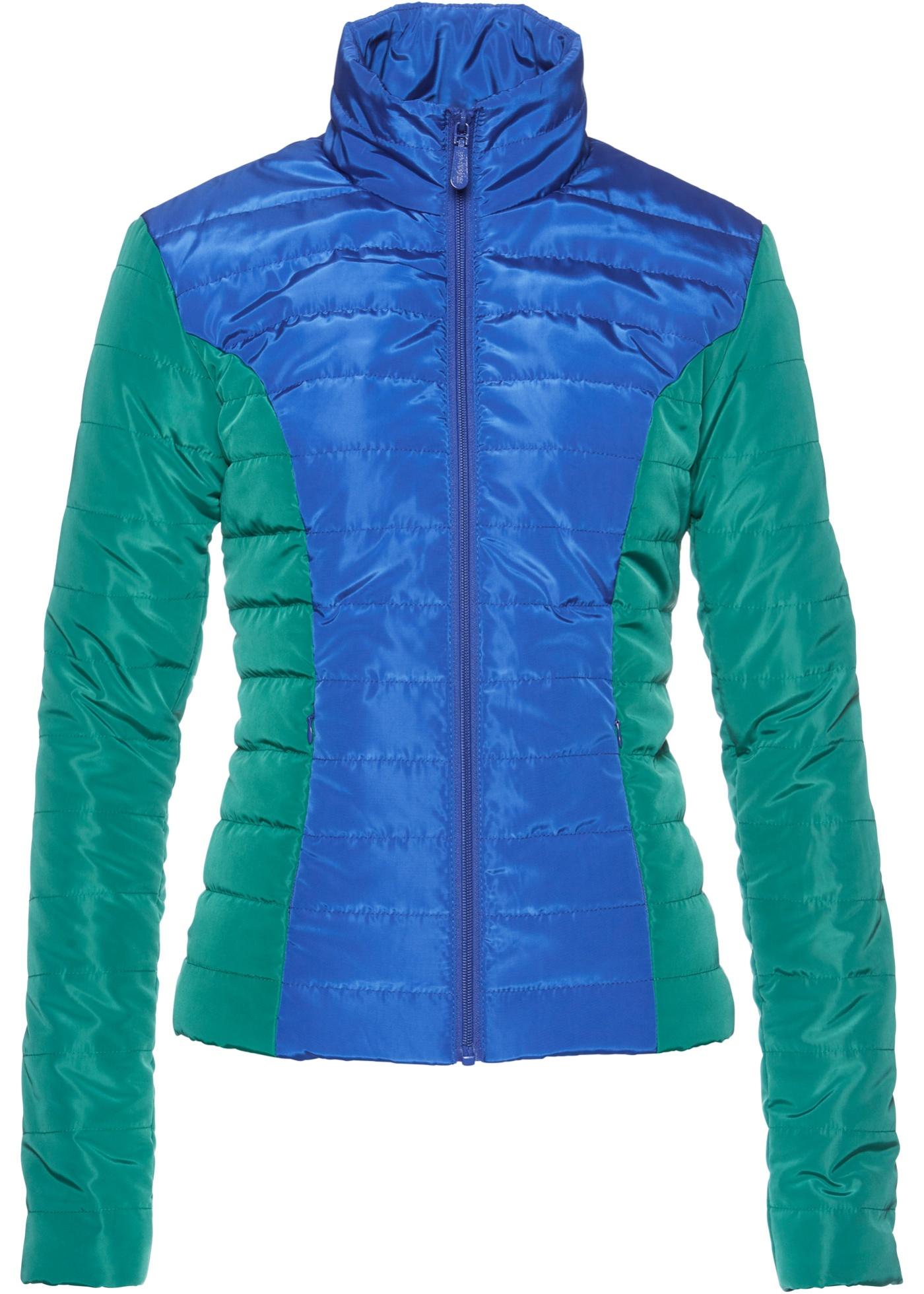 Bonprix SE - Quiltad jacka med kontrastfärgade isättningar 269.00
