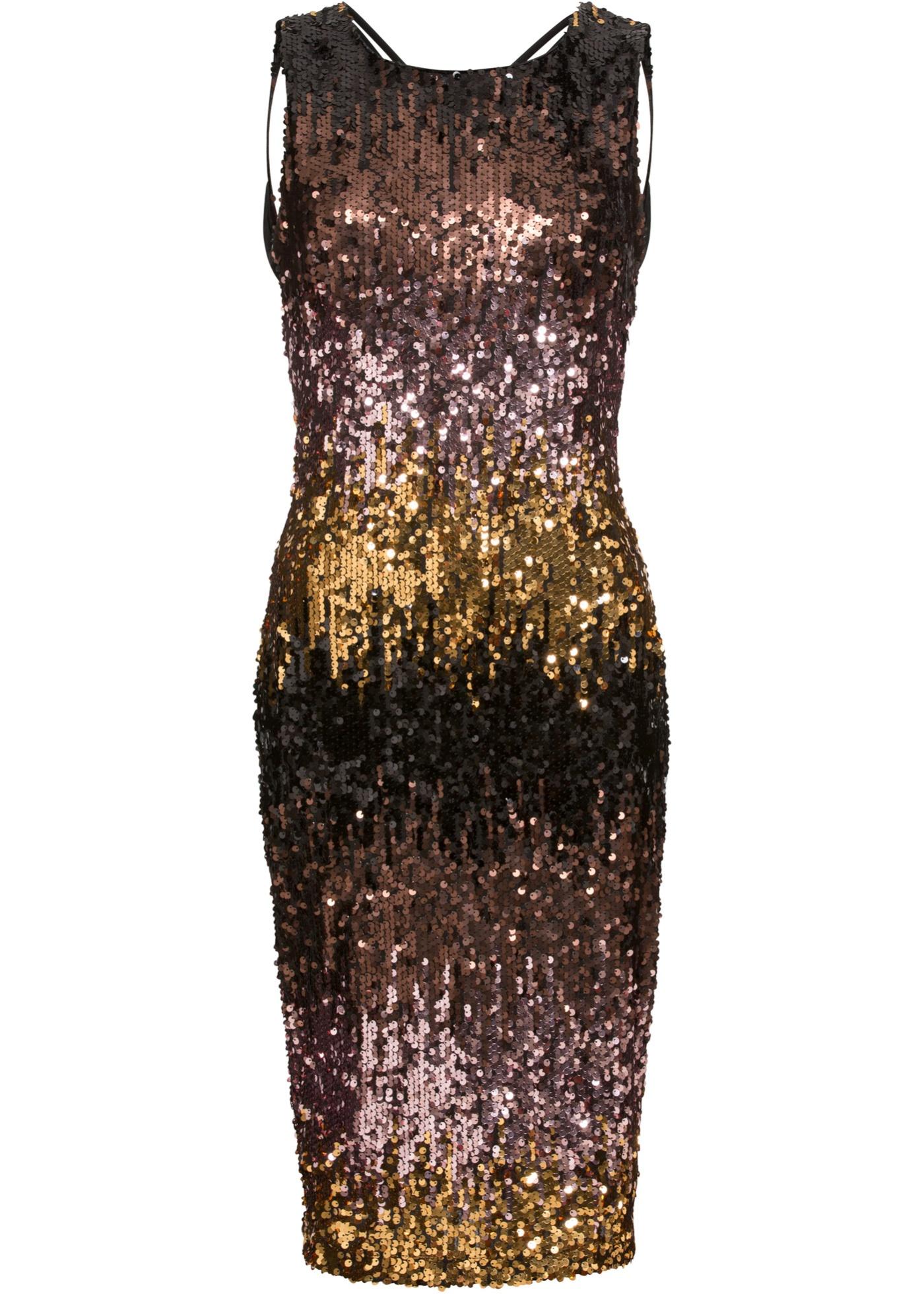Glitterklänningar Glittrig paljettklänning | Änglalikt