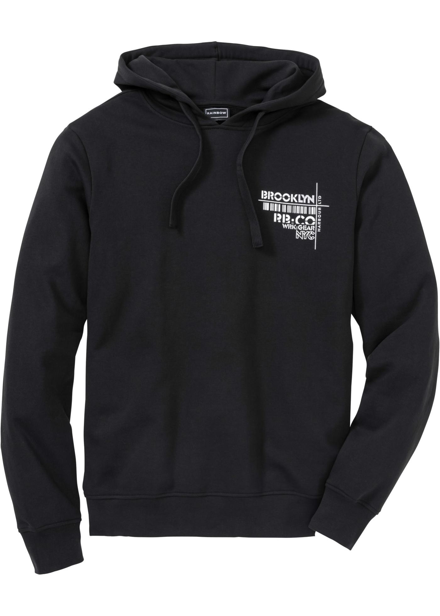 Bonprix SE - Sweatshirt med kapuschong, smal passform 249.00