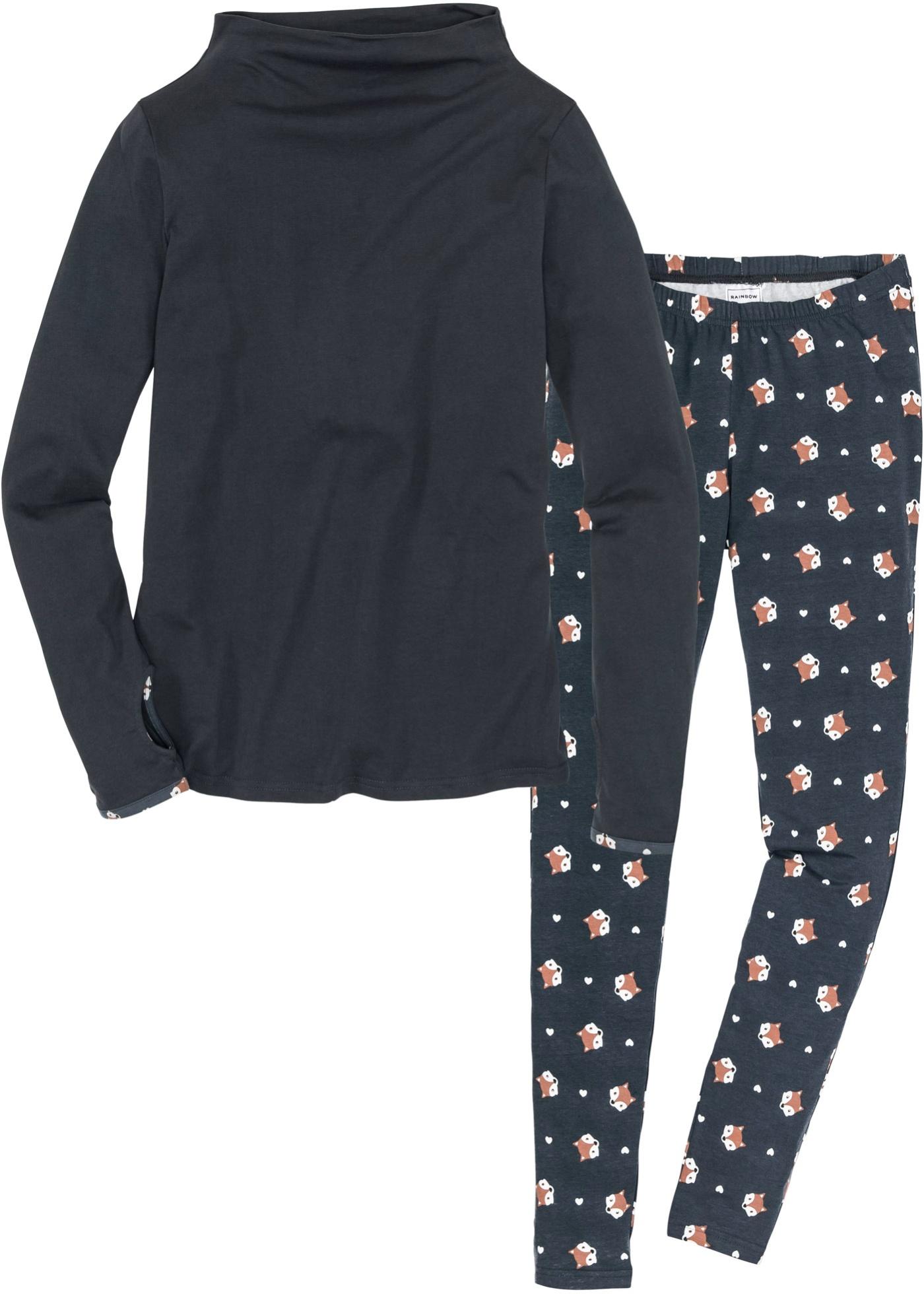 Pyjamas med leggings