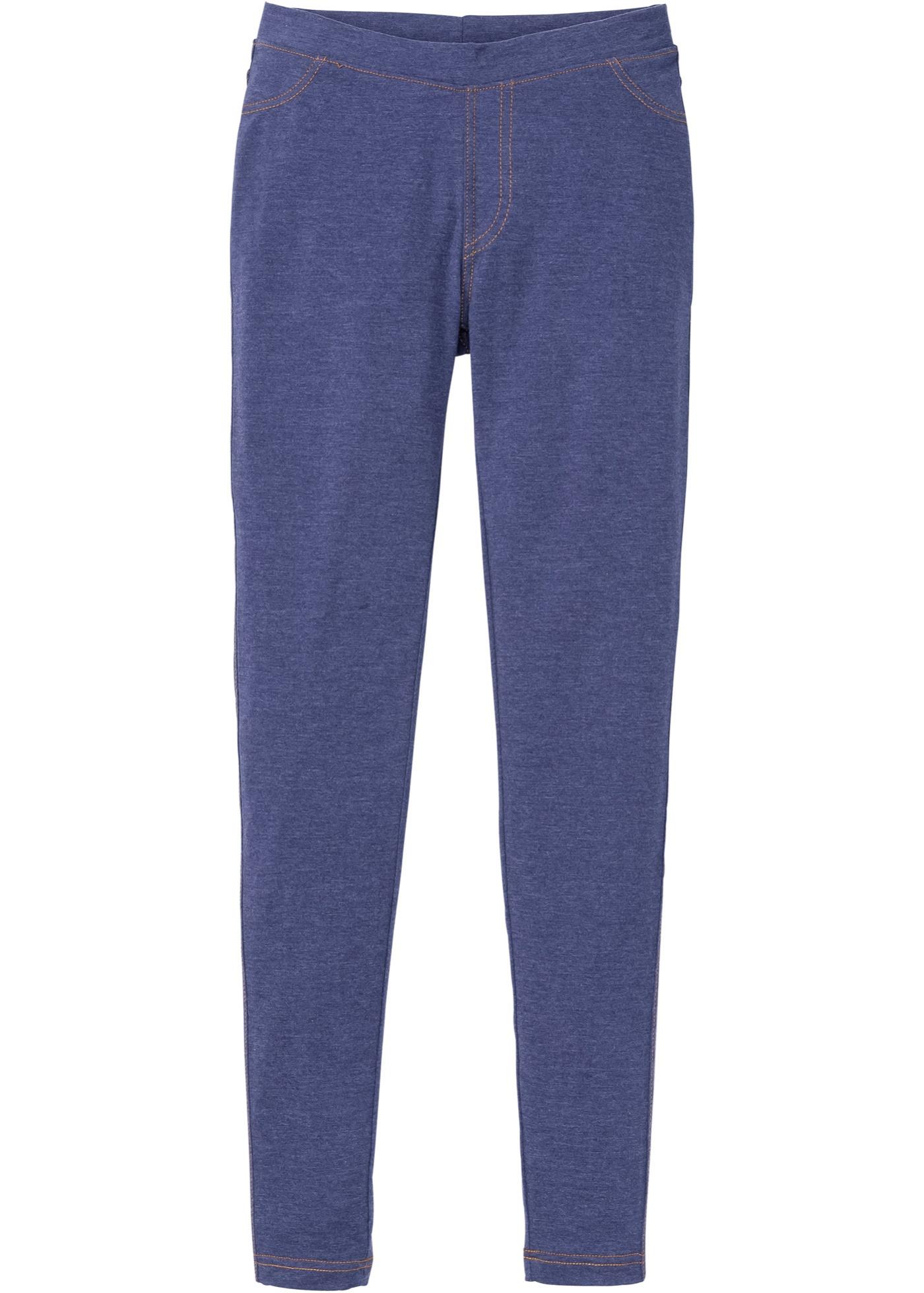 Pyjamasleggings med fickor