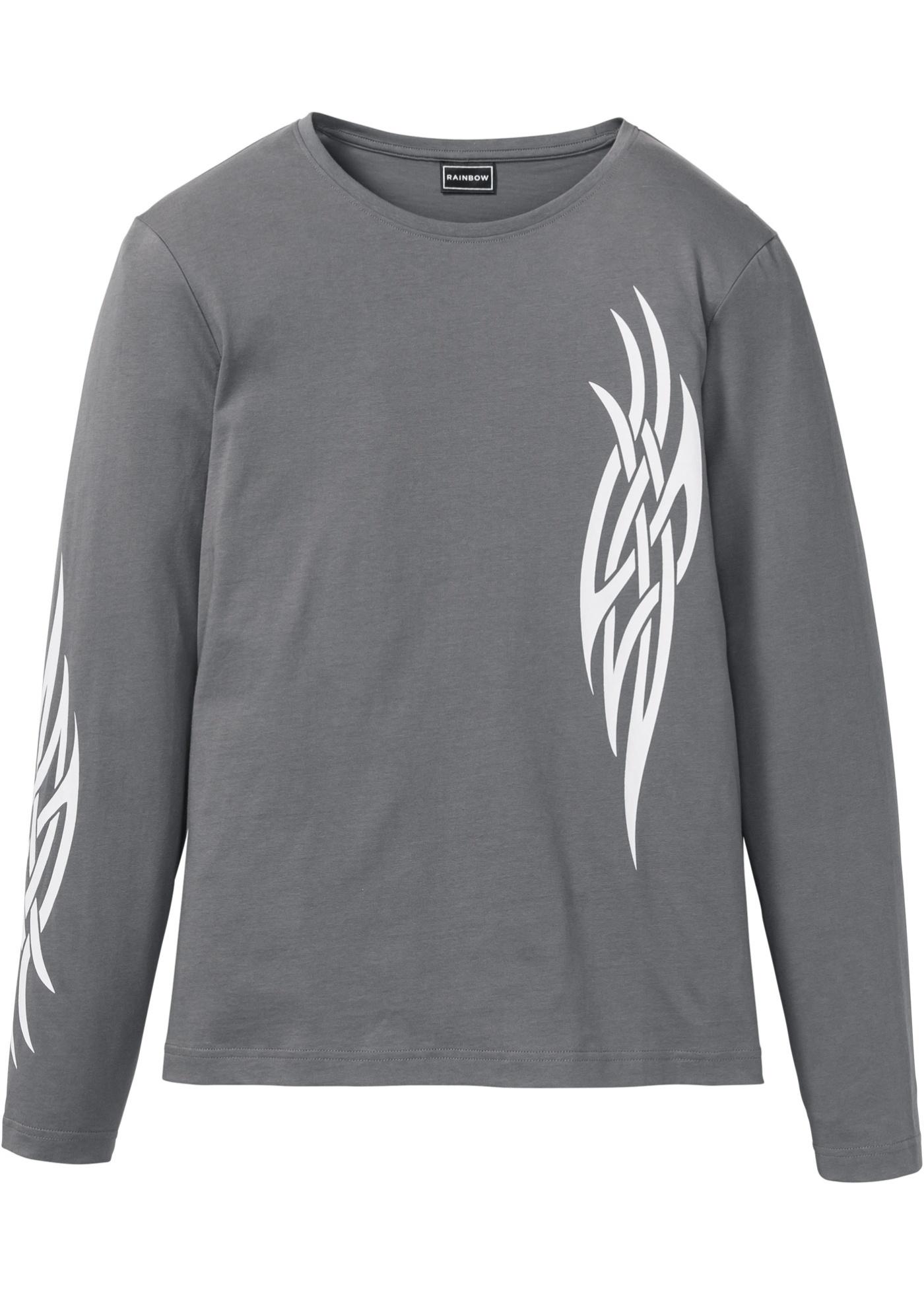 Bonprix SE - Långärmad T-shirt, smal passform 129.00