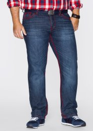 Jeans i rak normal passform, RAINBOW