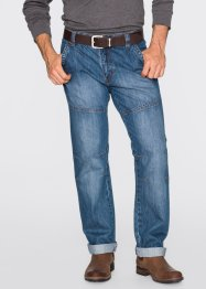 Jeans Regular Fit, John Baner JEANSWEAR, blå (dirty)
