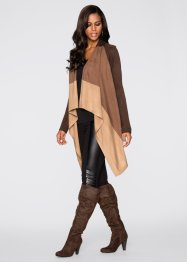 Cardigan, BODYFLIRT boutique, brun