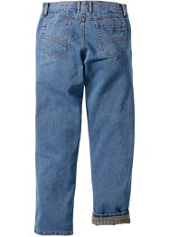Fodrade jeans, classic fit straight, John Baner JEANSWEAR