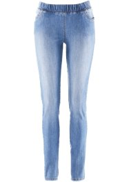 Jeggings, John Baner JEANSWEAR, medium blue bleached used