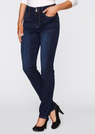 "Push-up stretchjeans, ""smala"", bpc bonprix collection, dark denim"