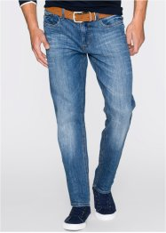 Stretchjeans Regular Fit Straight, John Baner JEANSWEAR, blå
