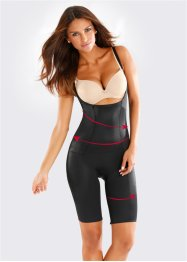 Form-Catsuit, bpc bonprix collection, svart