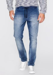 Sweatjeans, normal passform, John Baner JEANSWEAR, blå