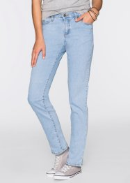 Stretchjeans CLASSIC, John Baner JEANSWEAR, light blue bleached