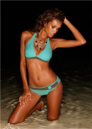 Halterneckbikini, bpc bonprix collection