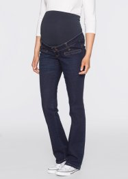 Mammajeans, bootcut, bpc bonprix collection, darkblue stone