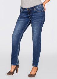 Stretchjeans, STRAIGHT, John Baner JEANSWEAR, blue stone