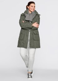 Vadderad parkas, bpc bonprix collection