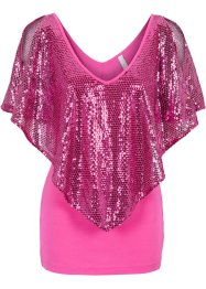 Topp, BODYFLIRT boutique, pink