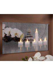 Canvas med LED-belysning, bpc living bonprix collection