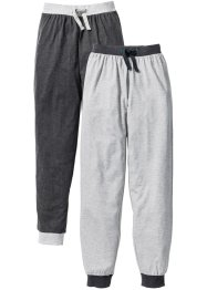 Pyjamasbyxa (2-pack), bpc bonprix collection