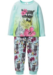 Pyjamas (2-delat set), bpc bonprix collection, pastellmint
