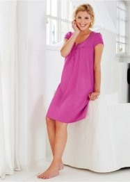Gravidnattlinne, bpc bonprix collection, fuchsia