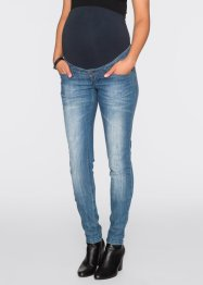 Gravidjeans, smal modell, bpc bonprix collection, blue stone
