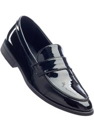 Lackloafers, bpc bonprix collection, svart