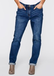 Stretchjeans, Boyfriend, bpc bonprix collection, blue stone