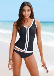 Tankini (2 delar), bpc bonprix collection, svart