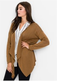 Cardigan, BODYFLIRT, medium camel