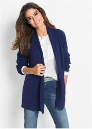 Cardigan med kashmir och applikation, bpc selection premium