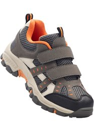 Trekkingsko, bpc bonprix collection, antracit/orange