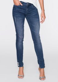 Stuprörsjeans, BODYFLIRT, medium blue denim
