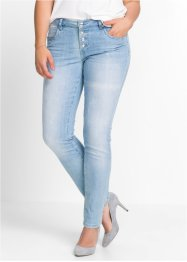 Stretchjeans, used-look, BODYFLIRT