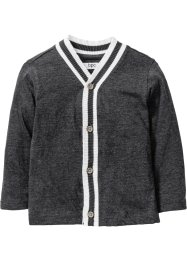 Cardigan, bpc bonprix collection, antracitmelerad